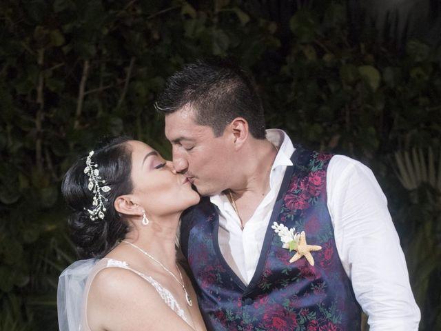 La boda de Erik y Alejandra en Acapulco, Guerrero 22
