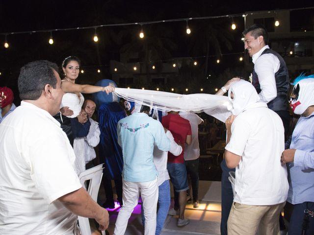 La boda de Erik y Alejandra en Acapulco, Guerrero 28