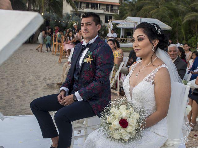 La boda de Erik y Alejandra en Acapulco, Guerrero 1