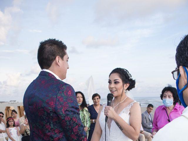 La boda de Erik y Alejandra en Acapulco, Guerrero 31