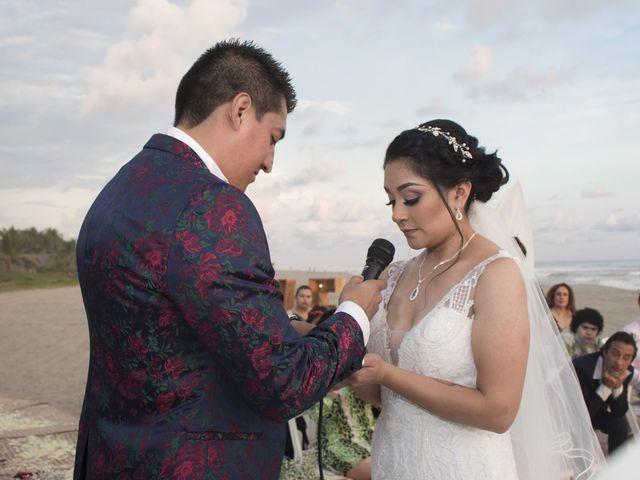 La boda de Erik y Alejandra en Acapulco, Guerrero 34