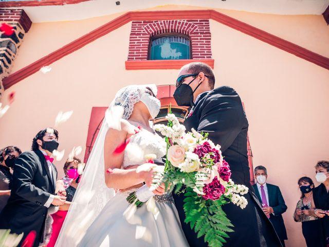 La boda de Samuel y Gabriela en Querétaro, Querétaro 16