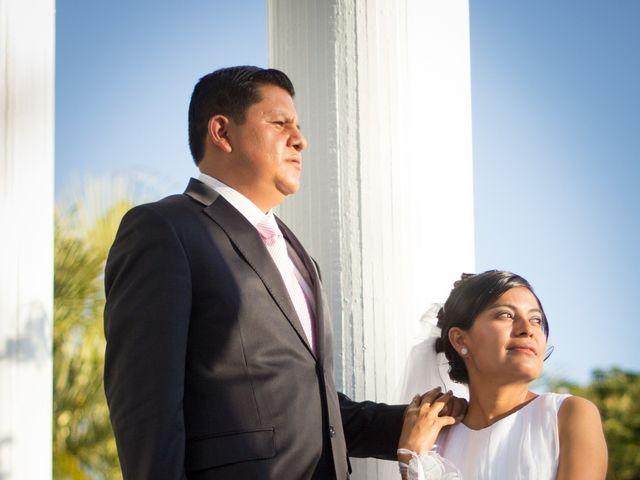 La boda de Adriana y Moises