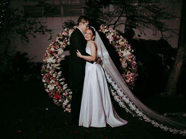 La boda de Emelia y Luis