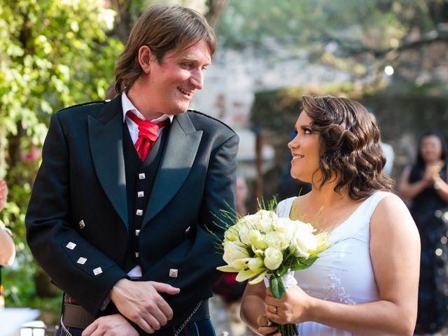 La boda de Cynthia y Will