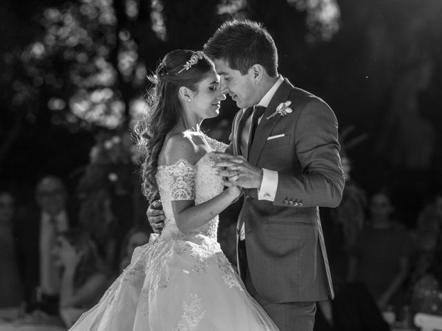 La boda de Monserrat y Luis