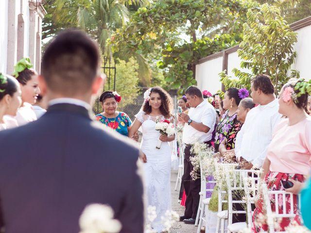 La boda de Yesenia y Cesar  en Juchitán, Oaxaca 1