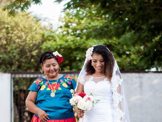 La boda de Yesenia y Cesar  en Juchitán, Oaxaca 2