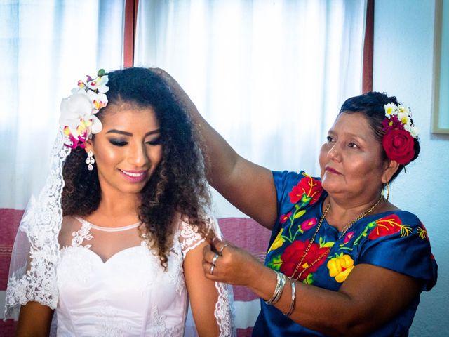 La boda de Yesenia y Cesar  en Juchitán, Oaxaca 8