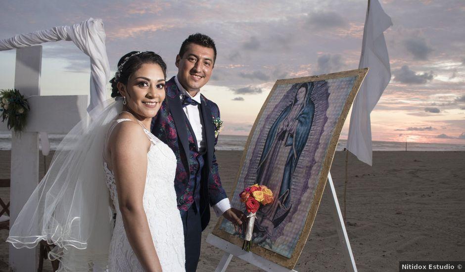 La boda de Erik y Alejandra en Acapulco, Guerrero