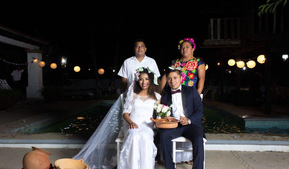 La boda de Yesenia y Cesar  en Juchitán, Oaxaca