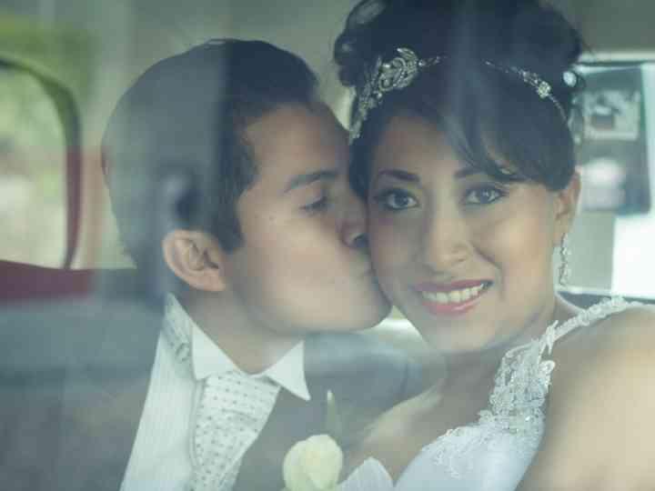 La boda de Ariadna y Mario