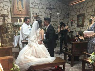 La boda de Saira Janette y Jaime Arturo  1