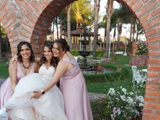 La boda de Saira Janette y Jaime Arturo  3