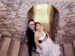 La boda de Silvia y Edgar