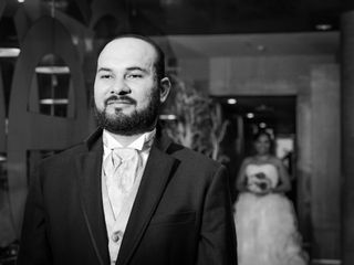 La boda de Melissa y Jorge 2