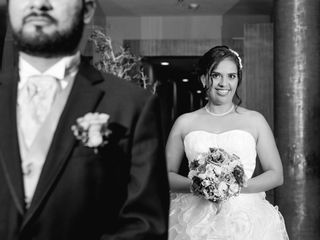 La boda de Melissa y Jorge 3