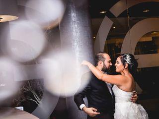La boda de Melissa y Jorge