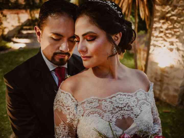 La boda de Yurico y Miguel