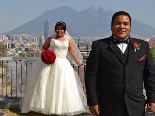 La boda de Erika y Miguel