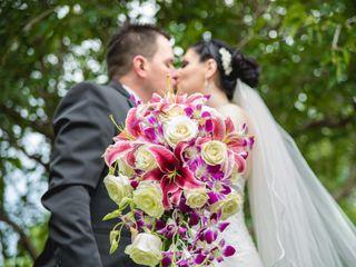 La boda de Janine y Aldo