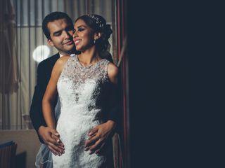 La boda de Monica y Nestor