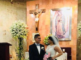 La boda de Yesica  y Diego  1