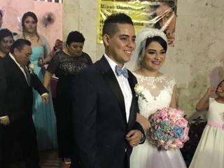 La boda de Yesica  y Diego  3