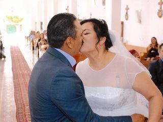 La boda de Anita y Manuel