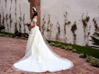La boda de Arely y Luis 1