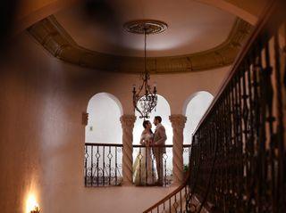 La boda de Arely y Luis