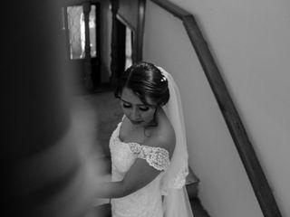 La boda de Isabel y Gilberto 1