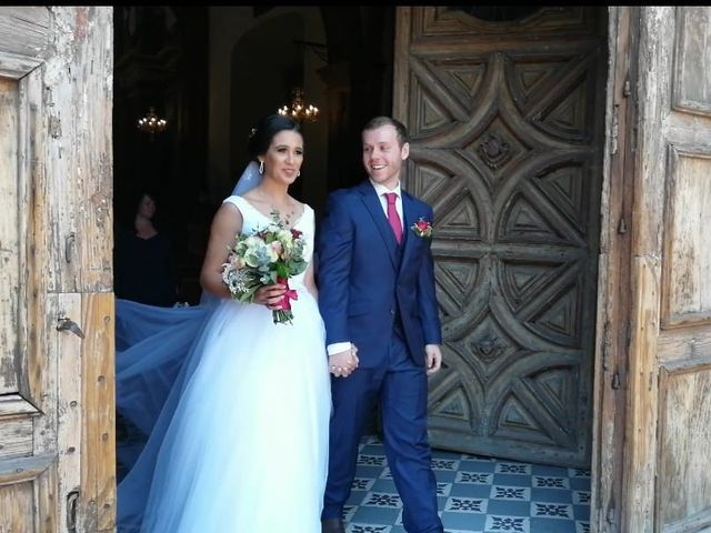 La boda de Luisa Fernanda y Thomas