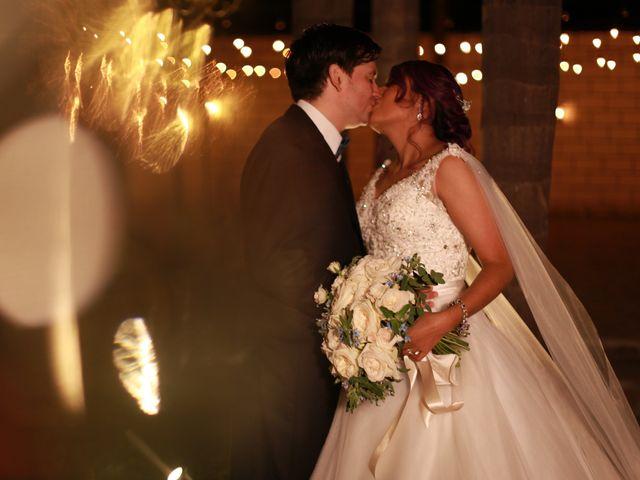 La boda de Lupita y Eder