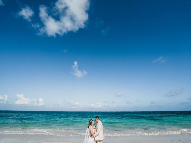 La boda de Luis y Bere en Puerto Morelos, Quintana Roo 5