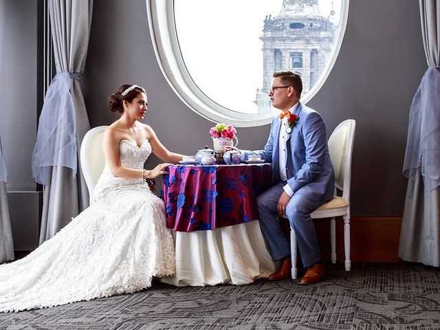 La boda de Mara y Armando