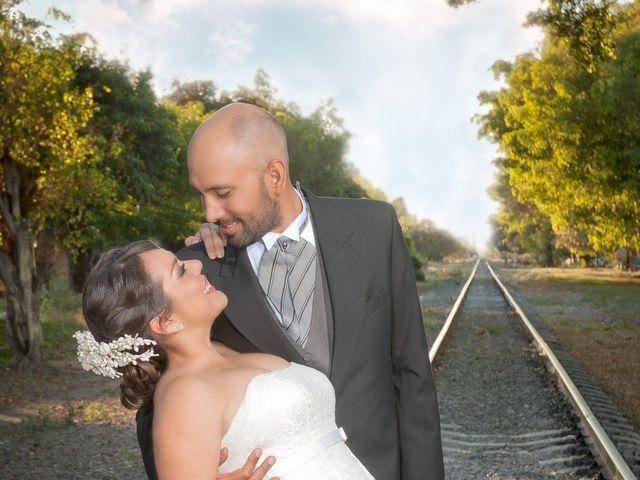 La boda de Irisdiana y Jesús