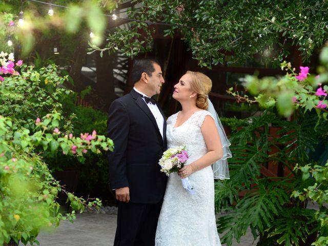 La boda de Artemiza y Carlos