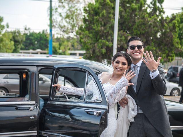 La boda de Adriana y Jorge