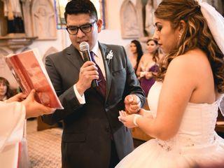 La boda de Brenda y Gerardo
