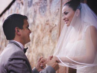 La boda de Federico y Melissa en Pachuca, Hidalgo - Bodas.com.mx
