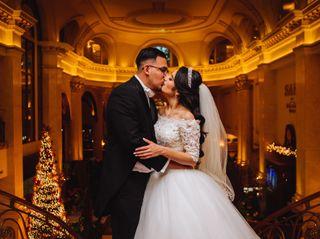 La boda de Ruby y Erick
