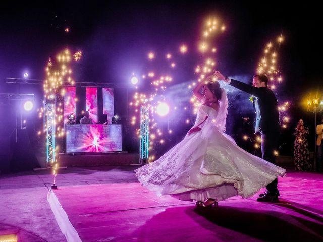 La boda de Estela  y Geovanni