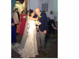 La boda de Leslie y Jesús  1