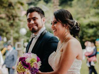 La boda de Arely y Ivan
