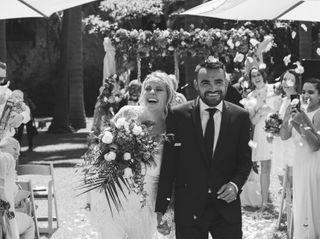 La boda de Sophie y Javi