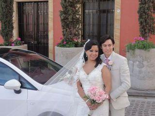 La boda de Erika y Joel 1