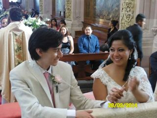 La boda de Erika y Joel