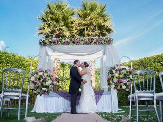 La boda de Kena y Salvador