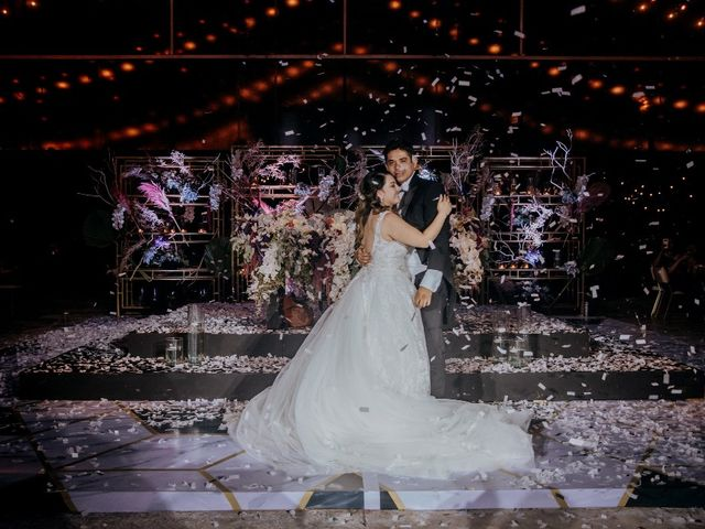 La boda de Samantha y Aldo